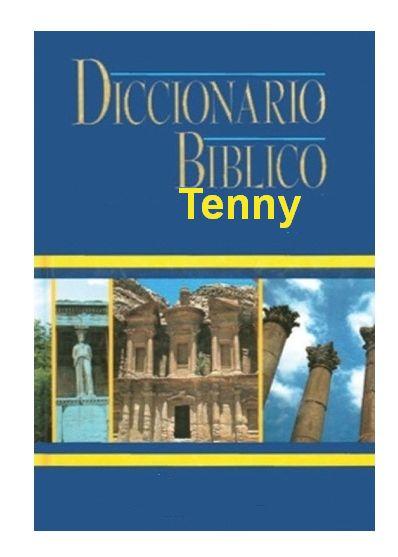 Diccionario Tenny