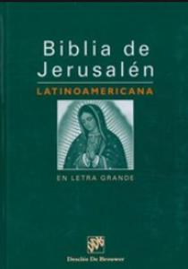 Nueva Biblia de Jerusalén (1988)